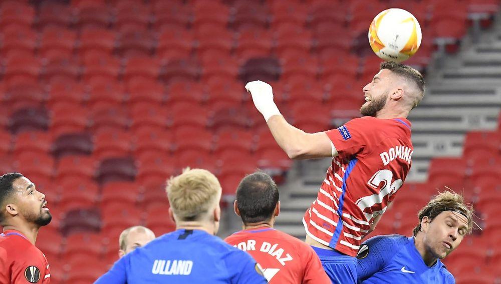 Molde - Granada de la Europa League