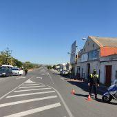 Los municipios de costa refuerzan los controles para evitar la entrada de turistas durante el puente.
