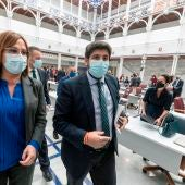Moción de censura en Murcia