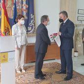 Galardón a José Antonio Méndez (Protección Civil Ceuta)