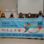 Asprodiq celebra las I Jornadas de Sensibilización e Información TEA