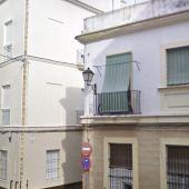 Calle Santa María, Cádiz