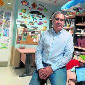 Nacho de Blas es profesor de epidemiología en la Faculta de Veterinaria de la Universidad de Zaragoza