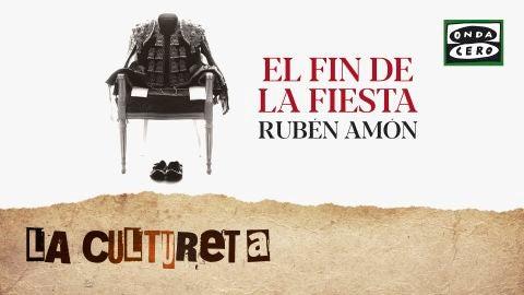 La Cultureta: 'El fin de la fiesta' de Rubén Amón