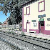 Estación de Grañén