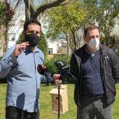 Instalan 25 cajas nido en las zonas verdes del entorno de Santa Ana