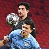 Rodri Hernández, jugador del Manchester City