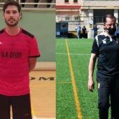 Dani Cabezon, José Juan Romero e Ismael César