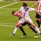 Empate en San Mamés que no sirve ni a Athletic ni a Eibar