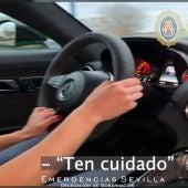 Investigada una joven de 20 años por conducir a 180 kilómetros por hora y subirlo a Instagram