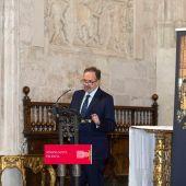 Pregón Semana Santa palencia 2021 a cargo de D. Ignacio Fernández Sobrino