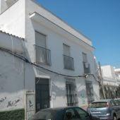 Calle Pirrado, en Sanlúcar