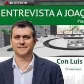 Entrevista a Joaquín Palacín
