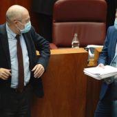 Imagen de archivo de Alfonso Fernández Mañueco y Francisco Igea