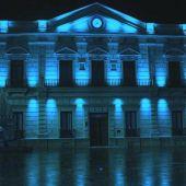 Ayuntamiento y molinos se iluminarán hoy de azul por el Día Mundial del Agua