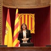 Laura Borràs comença la ronda de consultes per proposar el candidat més viable a la investidura