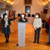 Matilde Hinojosa ha presentado la reestructuración de los Servicios Sociales de Ciudad Real