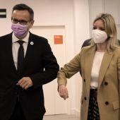 PSOE y Ciudadanos reiteran que el Alcalde de Murcia, si prospera la moción de censura, será el socialista José Antonio Serrano hasta final de legislatura