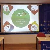 Presentación de la app en el Ayuntamiento de El Puerto