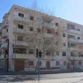 Edificio que va a ser demolido
