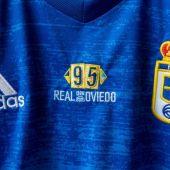 Imagen del logo del 95 aniversario del Real Oviedo
