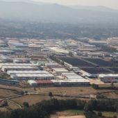 Xunta, Concello e empresarios estudian a execución dunha terminal ferroviaria no Polígono de San Cibrao