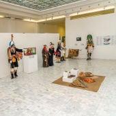 A exposición 'Os nosos entroidos' pechou a primeira semana con 1550 visitas