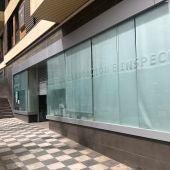 La oficina de recaudación está ubicada en la plaza de la Constitución