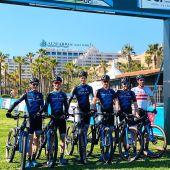 500 ciclistas de 40 países competirán por alzarse con la IV Mediterranean Epic