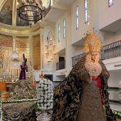 La Esperanza y el Nazareno del Paso en Málaga