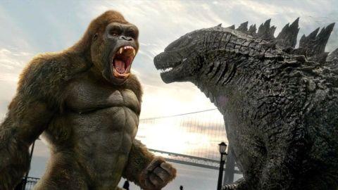 Imagen promocional de la película 'Godzilla vs. Kong', que llega a los cines el 26 de marzo de 2021