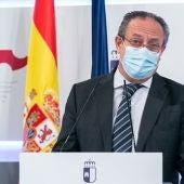 Juan Alfonso Ruíz Molina, consejero de Hacienda