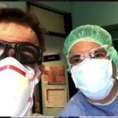 Médicos internistas del Hospital Mancha Centro