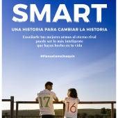 Eas Electric reúne al capitán del Betis y a Aitor Puerta, hijo de la leyenda sevillista en 'SMART', un encuentro inteligente para homenajear la rivalidad y la memoria