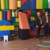 Pío XXII contará con un aula para niños de 2 años