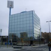 La Junta de Reclamaciones tiene su sede en el Cubo de La Romareda