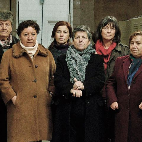 Imagen promocional del largometraje documental 'Nación', de Margarita Ledo Andión
