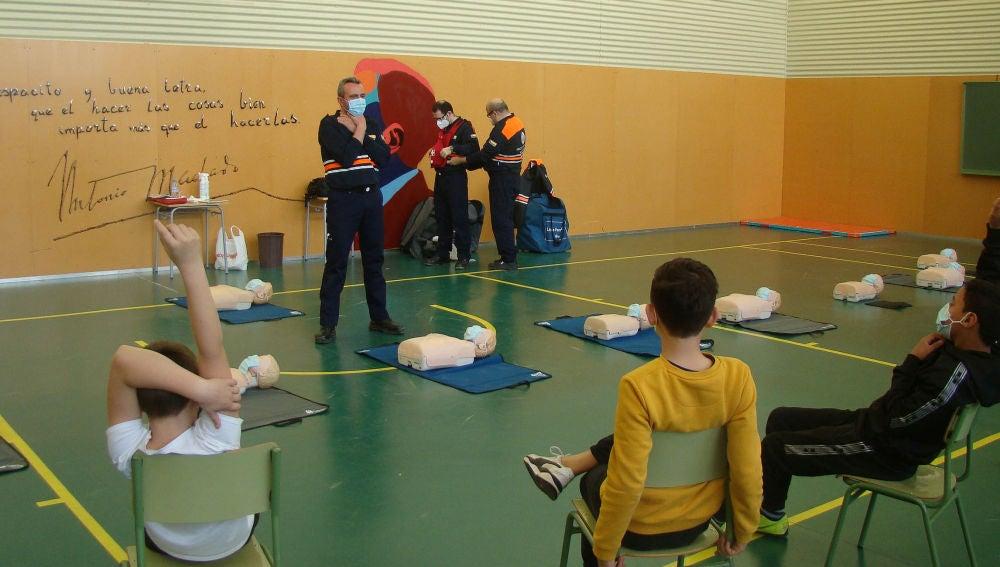 VI Jornadas de Protección Civil `Los niños de hoy pueden salvar vidas mañana´