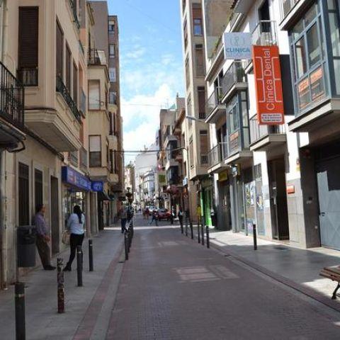 Los comercios de Castelló ponen en marcha una campaña para incentivar las compras.