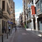 El comercio local de centro de Castellón se echa a la calle