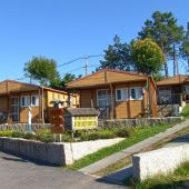 Camping Moreiras en O Grove-Pontevedra