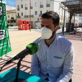 Roberto Palmero, delegado de Medio Ambiente