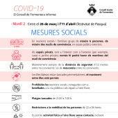 Equipos de informadores Covid reforzarán en las Pitiusas su labor
