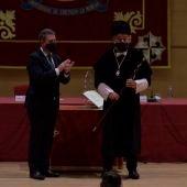 Julián Garde ha sido investido rector de la UCLM