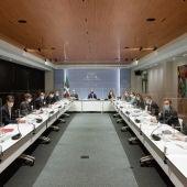 l Lehendakari preside la reunión del Comité Asesor del LABI