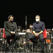 Antonio Banderas y Díez Boscovich presentan Sinfónica Pop Soho