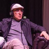 Luis Merlo en el especial de Mas de uno en el Teatro La Latina