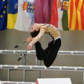 subcampeón de España junior de Gimnasia Rítmica