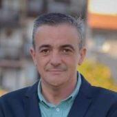 El portavoz socialista, Óscar Torre