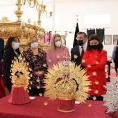 Exposición de arte cofrade en el Guardapasos de Ciudad Real
